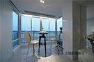 80平米一室三厅欧式风格阳台装修效果图