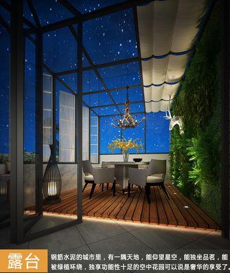 豪华型140平米别墅欧式风格阳光房设计图