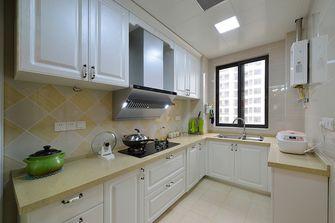 130平米三美式风格厨房图片大全
