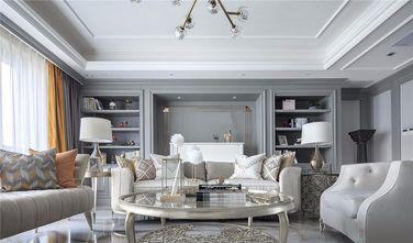 50平米一室一厅欧式风格客厅图片