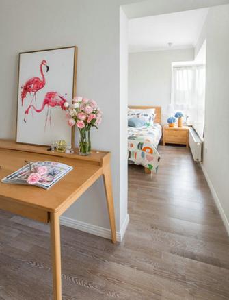 140平米三室两厅北欧风格梳妆台图片