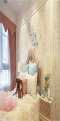 70平米新古典风格儿童房装修案例