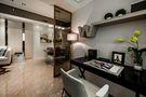 100平米三室三厅东南亚风格书房图