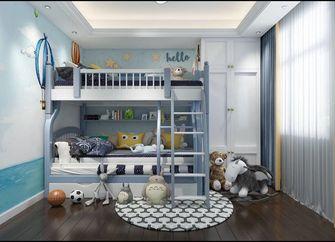 140平米四室一厅欧式风格儿童房图片大全