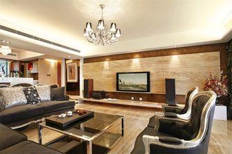 豪华型140平米别墅新古典风格客厅欣赏图
