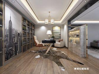 140平米四室三厅中式风格阳台装修图片大全