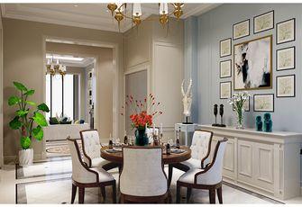 20万以上140平米别墅美式风格餐厅装修案例