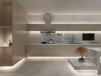 100平米一居室中式风格厨房欣赏图