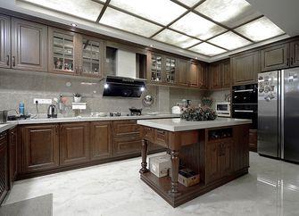 富裕型140平米三混搭风格厨房设计图