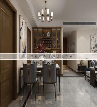 130平米三室两厅新古典风格客厅图