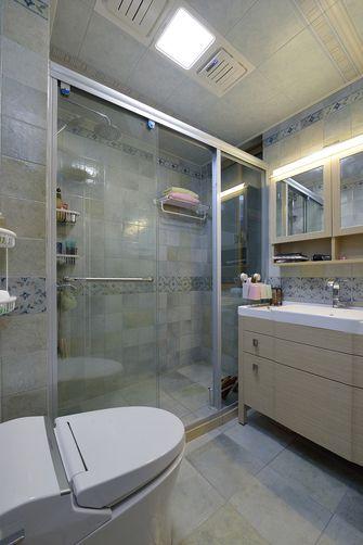 70平米公寓地中海风格卫生间装修效果图