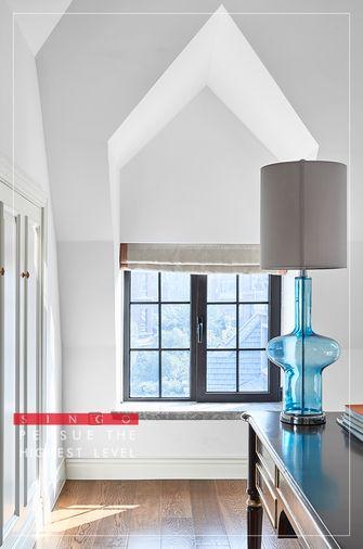 豪华型140平米别墅法式风格阁楼装修效果图