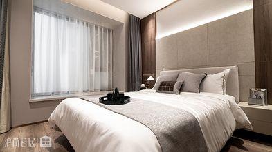 20万以上120平米现代简约风格卧室图