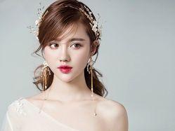 柳青彩妆造型新娘跟妆团队