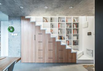 40平米小户型混搭风格楼梯间欣赏图