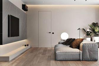 70平米公寓现代简约风格玄关装修案例