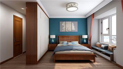 100平米三中式风格卧室装修效果图