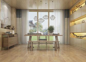140平米别墅日式风格阳光房图片