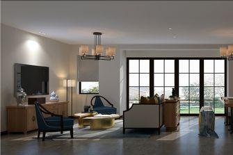 豪华型140平米别墅新古典风格阳光房装修图片大全