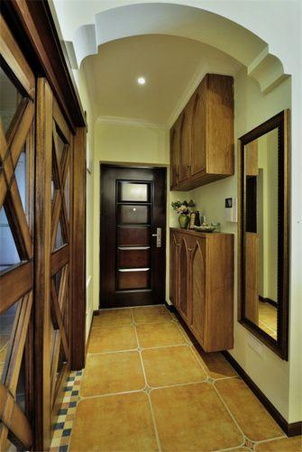 10-15万90平米三室三厅田园风格走廊图