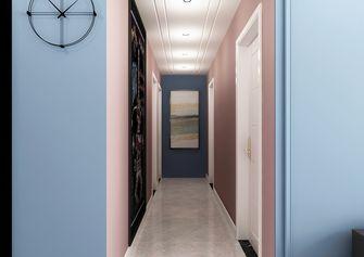 90平米三室一厅现代简约风格走廊图片