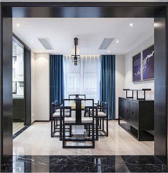 140平米别墅中式风格餐厅欣赏图