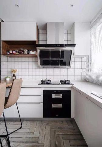 120平米三室两厅北欧风格厨房装修效果图
