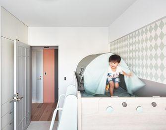120平米三室两厅欧式风格儿童房图片大全
