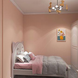 80平米美式风格儿童房欣赏图