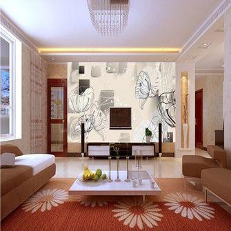 经济型30平米以下超小户型现代简约风格客厅设计图