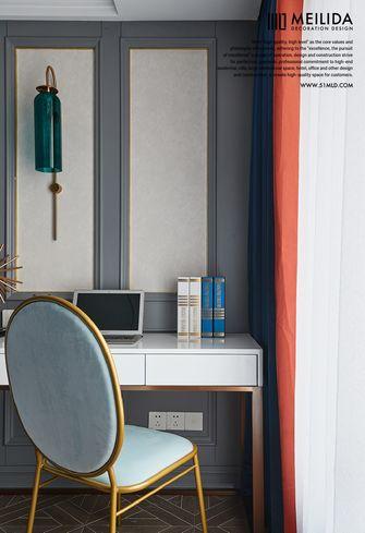 120平米三室两厅法式风格梳妆台效果图