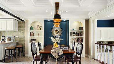 140平米一室两厅欧式风格餐厅效果图