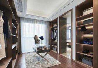 140平米复式中式风格衣帽间图片
