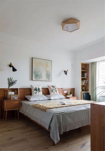 100平米三室一厅其他风格卧室设计图