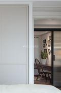 10-15万80平米三室一厅美式风格书房装修图片大全