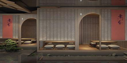 140平米日式风格其他区域效果图