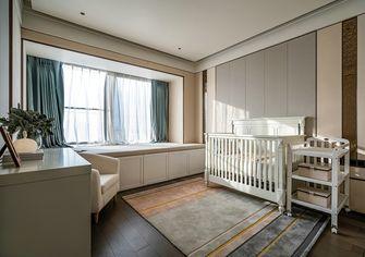 130平米三中式风格儿童房图片大全