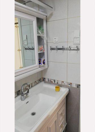 120平米三室一厅美式风格卫生间装修案例