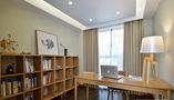 110平米三混搭风格书房效果图