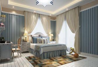 120平米地中海风格卧室效果图