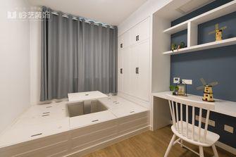 130平米三室两厅北欧风格储藏室效果图
