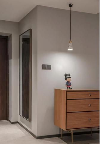80平米公寓现代简约风格玄关图