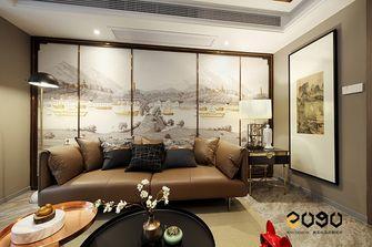 70平米三室三厅中式风格客厅欣赏图