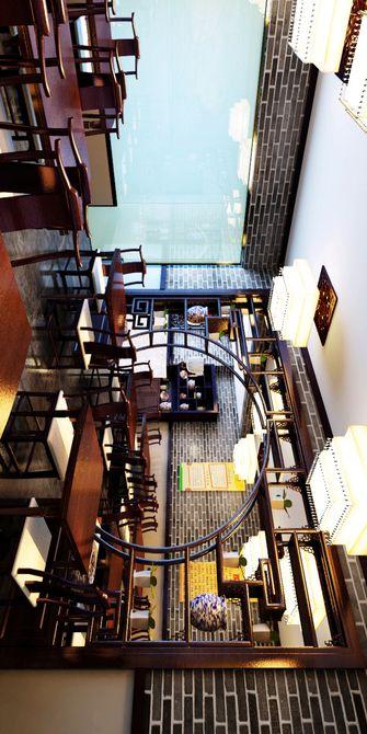 110平米一室一厅新古典风格其他区域效果图