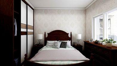 100平米三田园风格卧室效果图