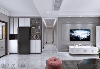 100平米三混搭风格走廊装修案例
