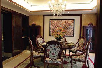 90平米东南亚风格餐厅装修效果图