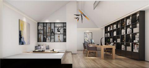 140平米别墅北欧风格阁楼装修效果图