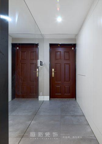 富裕型80平米三室两厅宜家风格走廊效果图