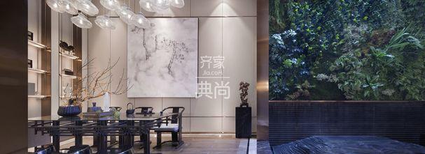 130平米四室一厅中式风格阁楼装修效果图